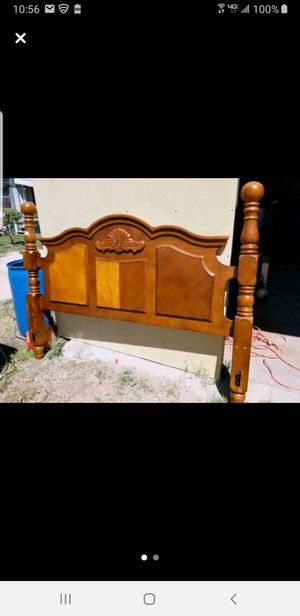 King size bed frame for Sale in Odessa, TX