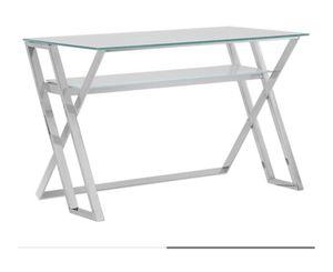 Modern Glass Computer Desk for Sale in FL, US