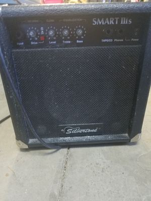 Silvertone little practice amp smart 111s for Sale in Sunbury, OH