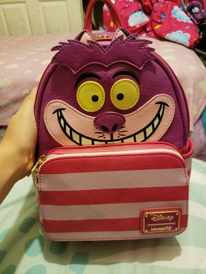 Disney Cheshire Cat Loungefly Backpack for Sale in Fresno, CA