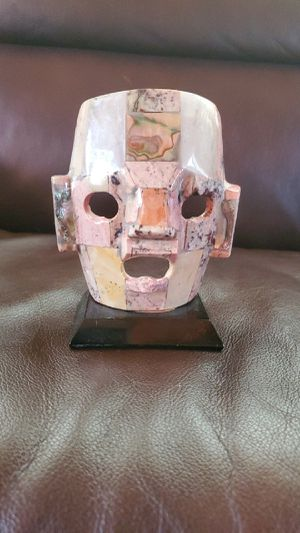 Aztec Gemstone Mask for Sale in Anacortes, WA