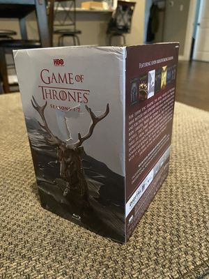 Game of Thrones blu-ray collection for Sale in Longview, TX