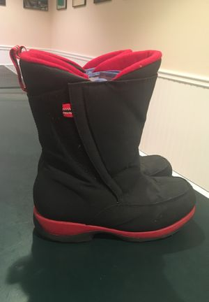 Kids lands end snow boots for Sale in Wyckoff, NJ