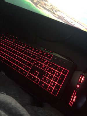 GAMING KEYBOARD AND MOUSE!!! for Sale in Manchester, CT