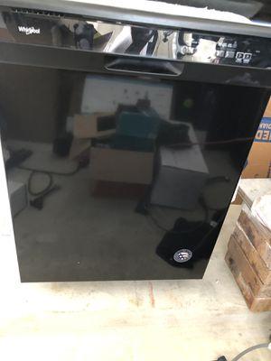 Brand New Whirlpool Dishwasher $150 for Sale in Niederwald, TX