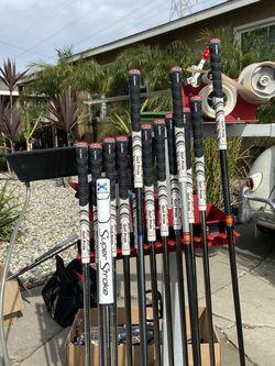 GOLF CLUB REGRIPPING Scotty Cameron, Muira, Ping, Taylormade, Mizuno, Callaway, Titleist, Cobra, Vokey, Golfpride, Winn, Golf for Sale in South Pasadena,  CA