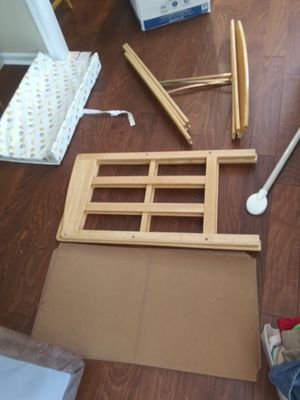 Changing table for Sale in Yorktown, VA