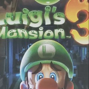 Luigi's Mansion 3 Nintendo Switch for Sale in Everett, WA