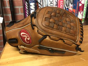 "Rawlings Gold Glove Series 12.5"" baseball glove for Sale in Annandale, VA"