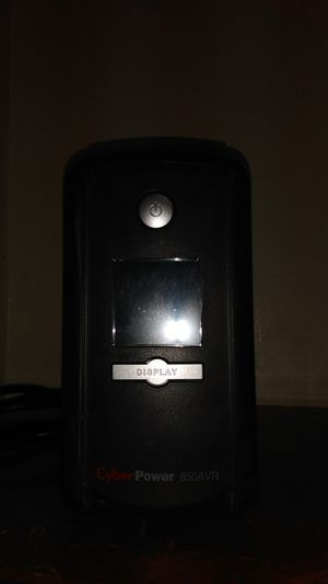 Cyber power 850 AVR for Sale in New York, NY