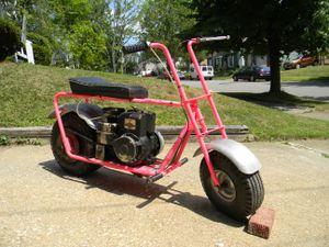 Heathkit Mini Bike Boonie Bike Motorcycle Briggs & Stratton Engine for Sale in Cuyahoga Falls, OH