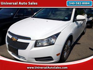 2013 Chevrolet Cruze for Sale in Spotsylvania Courthouse, VA