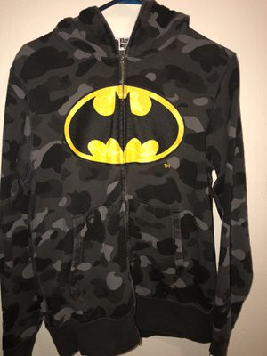 Bape x Batman Hoodie for Sale in Oakland, CA