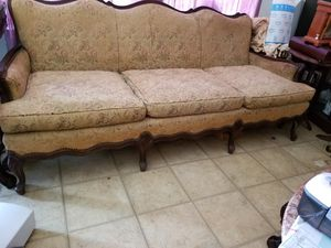 Antique Sofa circa 1930 for Sale in Gulfport, FL