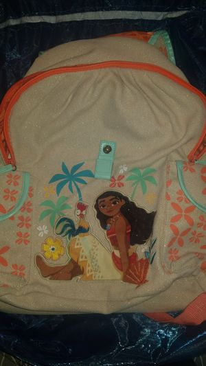 Moana Backpack and Lunch Tote for Sale in Phoenix, AZ