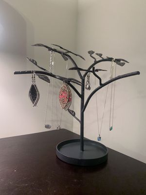 Tree Jewelry Stand for Sale in Chantilly, VA
