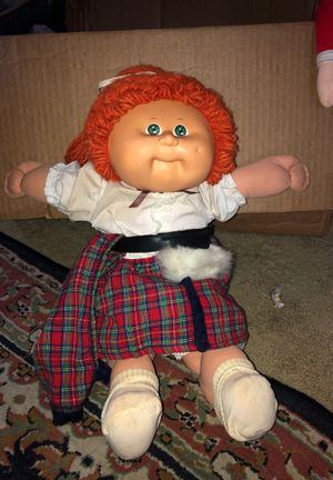 Scottish Cabbage Patch Doll for Sale in Virginia Beach, VA