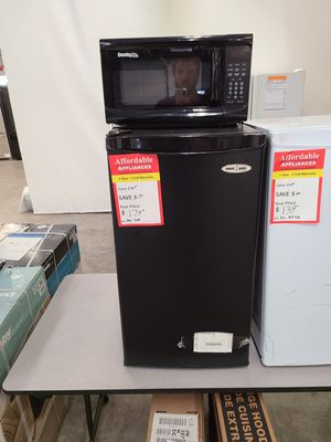 Brand new mini fridge and microwave #13 for Sale in Denver, CO