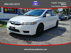 2010 Honda Civic Sdn for Sale in North Lauderdale, FL