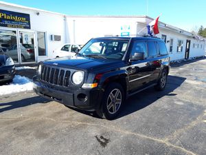 2009 Jeep Patriot 4x4 for Sale in Plaistow, NH