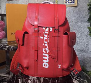 Louis Vuitton Supreme backpack for Sale in Boston, MA
