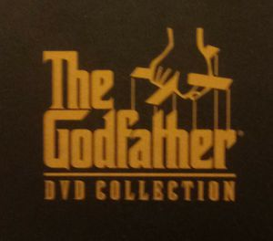 The Godfather DVD Collection for Sale in El Cajon, CA