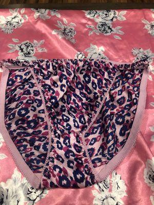 Satin panties for Sale in Hermon, ME