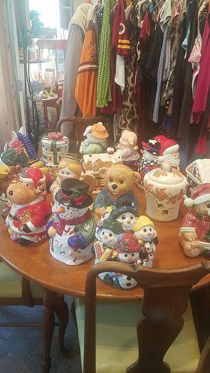 Cookie jars for Sale in Farmville, VA