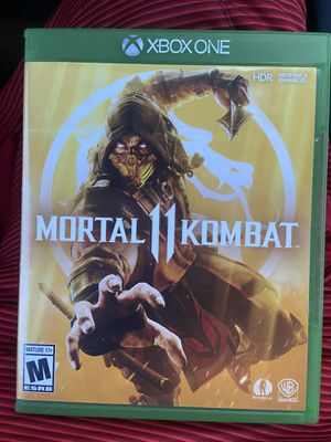 Mortal kombat 11 for Sale in Jacksonville, FL