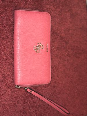 Guess wallet/clutch for Sale in Silver Spring, MD