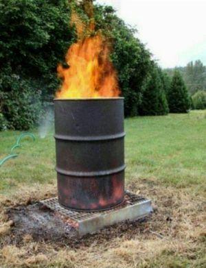 Burn barrel 🔥 Greenbrier Area for Sale in Chesapeake, VA