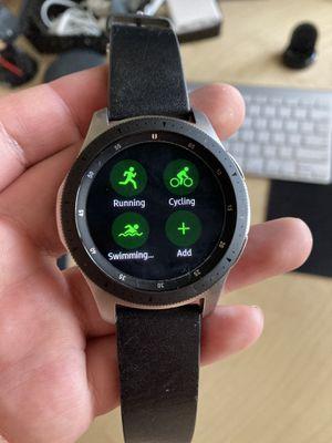 Samsung Galaxy Watch 46mm cellular for Sale in Phoenix, AZ