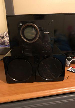 Phillips Stereo System for Sale in Roseville, MI
