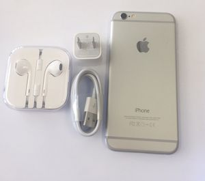 iPhone 6 64GB AT&T, Cricket , H2O, And Net 10 Excellent Condition for Sale in Cary, NC