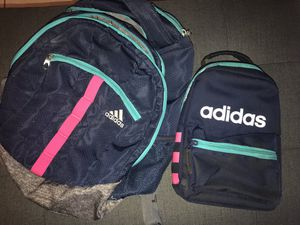 Adidas BackPack and Lunch Bag for Sale in Kissimmee, FL