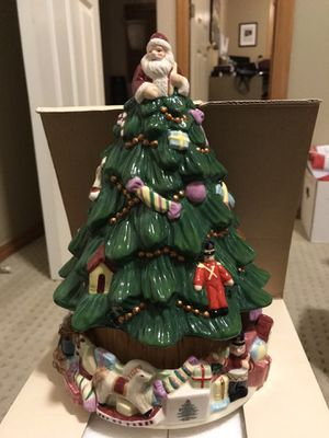Spode Christmas Musical Tree for Sale in Vancouver, WA