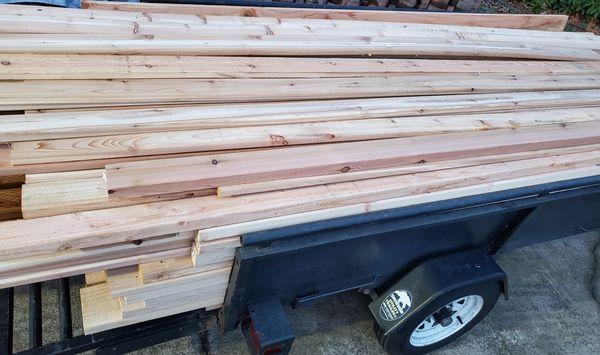 Lumber - Random Load - Cedar, Fir for Sale in Tualatin, OR ...