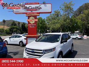 2015 Ford Edge for Sale in San Luis Obispo, CA