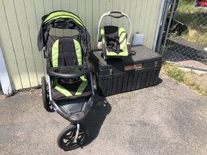 Stroller and infant car seat for Sale in Medical Lake, WA