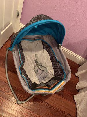 baby boy portable rocker for Sale in Dallas, TX