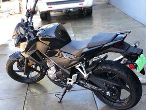 2016 Honda cb300f for Sale in Redwood City, CA