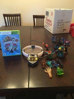 Sky landers Xbox 360 trap team for Sale in Everett, WA