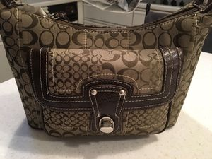 Coach purse for Sale in Downers Grove, IL