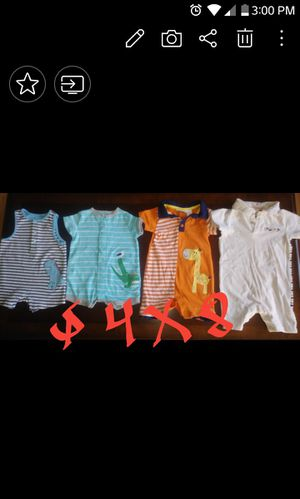 baby summer clothes for Sale in San Diego, CA