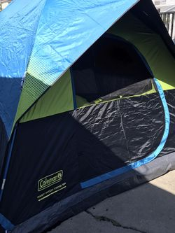 DOME TENT COLEMAN 6 PERSONS for Sale in Torrance,  CA