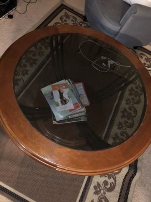 Living room sale! Center Piece w/ End Table for Sale in King of Prussia, PA