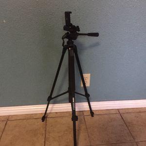 Sunpark 5858 DLX tripod for Sale in Hayward, CA