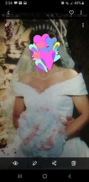 Michael Angelo Wedding Dress for Sale in Seneca, SC