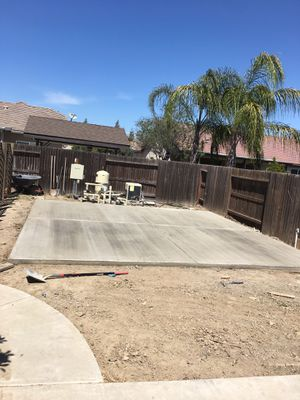 Concrete pad for Sale in Visalia, CA