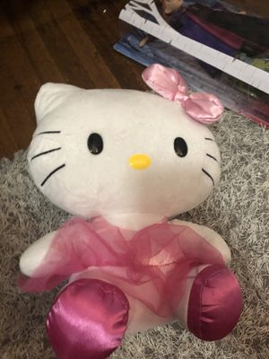 Hello kitty aprox 12 inches for Sale in Los Angeles, CA